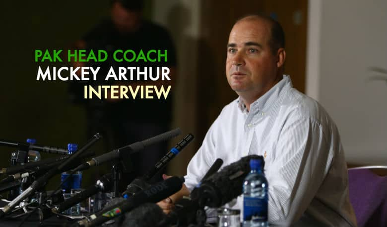 """Mickey Arthur: """"Will bring Shahid Afridi back if there is a role for him"""""""