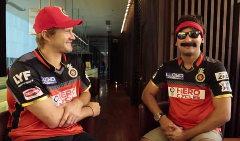 Video: Shane Watson in conversation with Mr. Nags; talks about making 'Peas' with Chris Gayle, sings 'Lungi Dance'