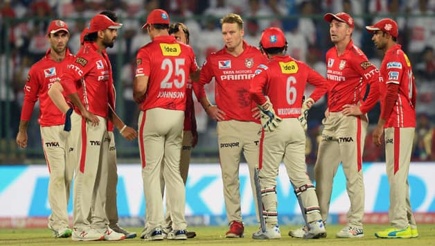 Kings XI Punjab will look to play spoilsport to Royal Challengers's  campaign © AFP