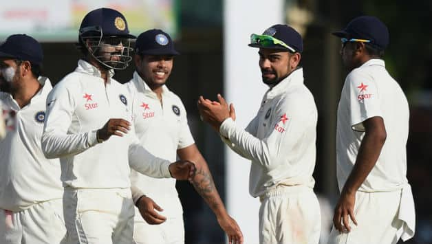 Virat Kohli became the youngest skipper to win an overseas Test series © PTI