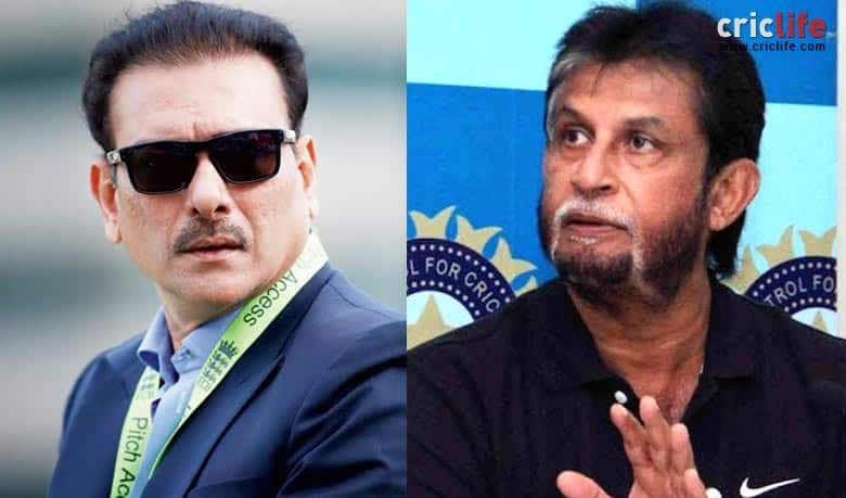 Fake Wall: Sandeep Patil reacts to Ravi Shastri's status update as hunt for Team India's coach spices up