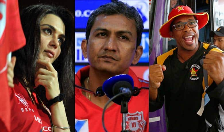 Kings XI Punjab sans foreign players challenge Zimbabwe for a series; Sanjay Bangar to stay back in the country