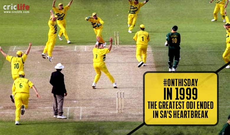 In Pictures: The greatest ODI ever!