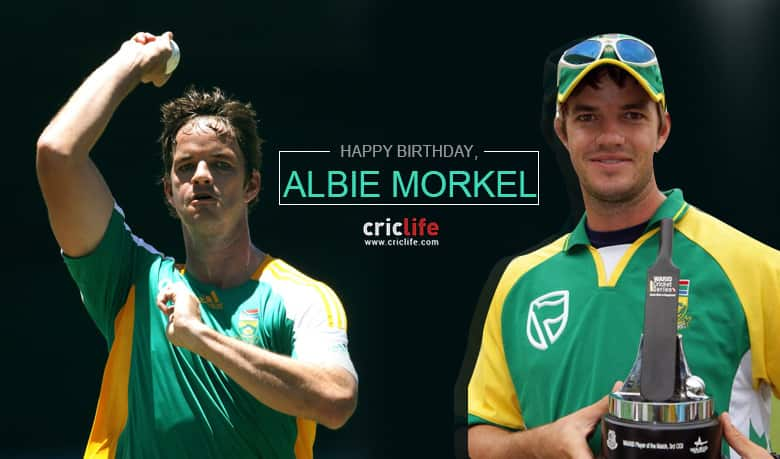 Albie Morkel: 6 facts about one of South Africa's most talented all-rounders