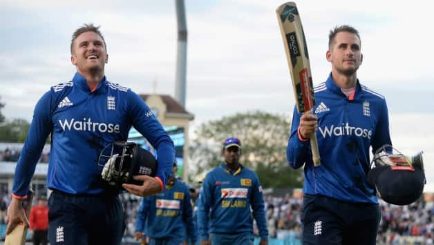 Best opening wicket partnership for hosts and 10 other statistical highlights from 2nd ODI between England and Sri Lanka
