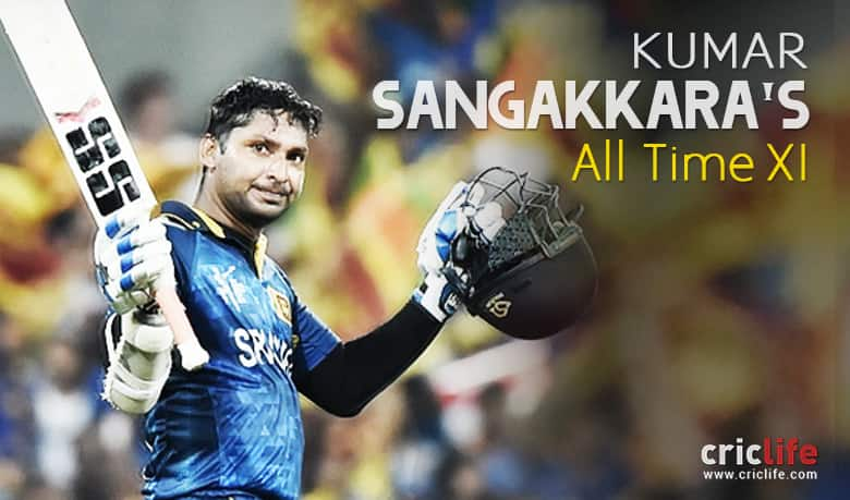 VIDEO: Sachin Tendulkar, MS Dhoni don't find place in Kumar Sangakkara's All-Time XI