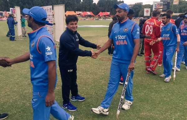 Twitter reacts to India's narrow escape against Zimbabwe in the 3rd T20I at Harare