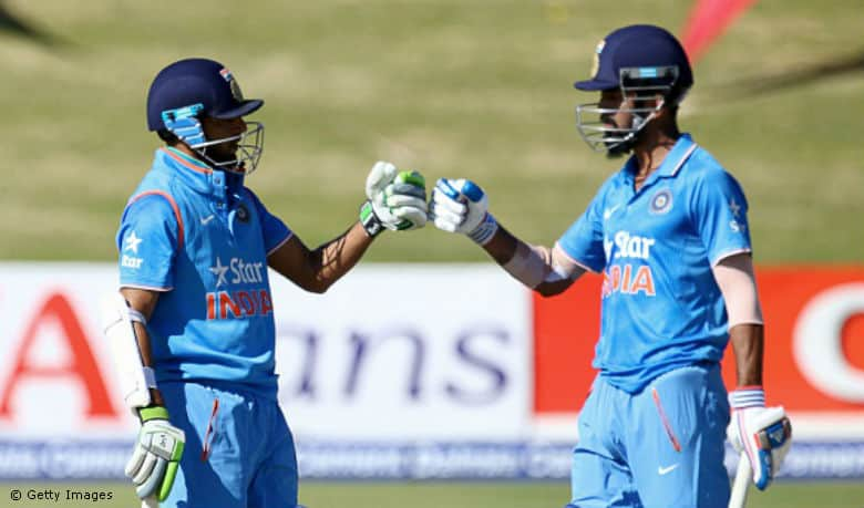 India's first overseas whitewash under MS Dhoni and 16 other statistical highlights from Zimbabwe and India ODI series