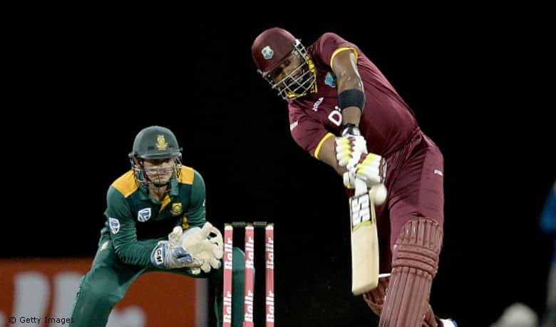 LIVE Streaming, WI vs SA, Tri-Nation Series, 6th ODI: Watch Live Telecast of West Indies vs South Africa at Basseterre on TenSports.Com