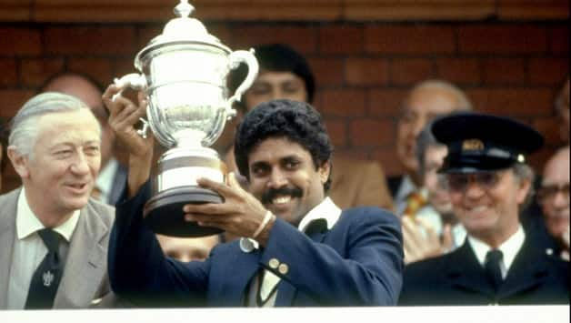 Image result for india vs west indies world cup 1983