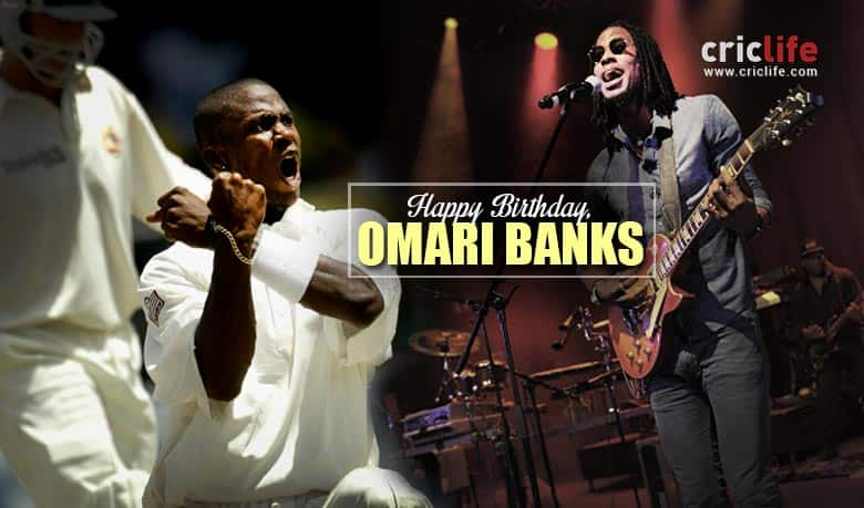 Omari Banks: 12 lesser-known facts about the cricketer-turned-musician from the Caribbean