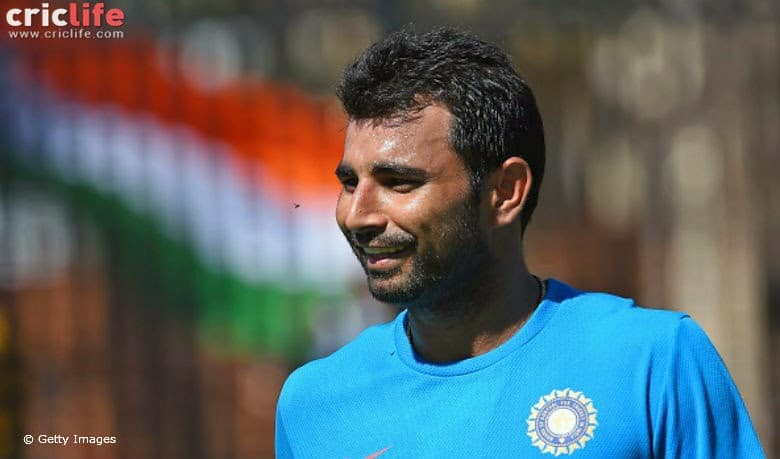 VIDEO: Mohammed Shami wishes Eid Mubarak