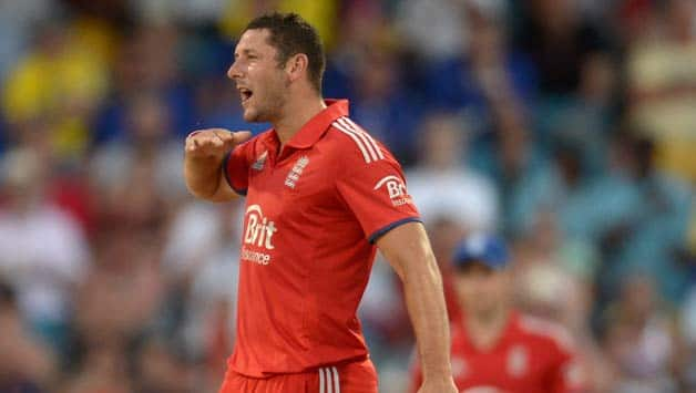 Tim Bresnan last played for England in 2015 © Getty Images