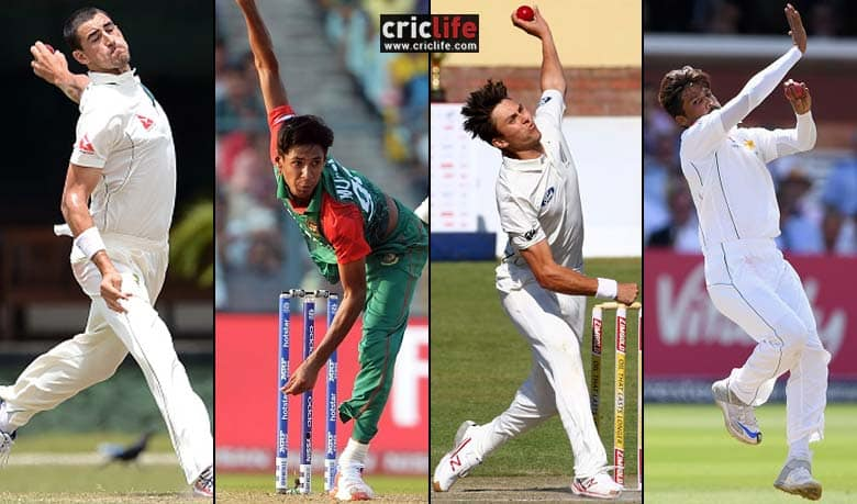 Poll: Mitchell Starc, Mustafizur Rahman, Trent Boult or Mohammad Amir — who is the best left arm pacer currently?