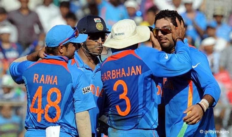 Suresh Raina, Yuvraj Singh, Harbhajan Singh not included in Indian T20 squad for series against West Indies