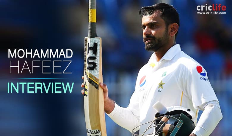"""Mohammad Hafeez: """"If selected, at The Oval I will show people what I am capable of as a batsman"""""""