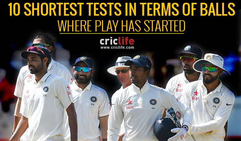 Infographic: India-West Indies Port of Spain Test, 9 other shortest Tests and puzzling tactics from WICB