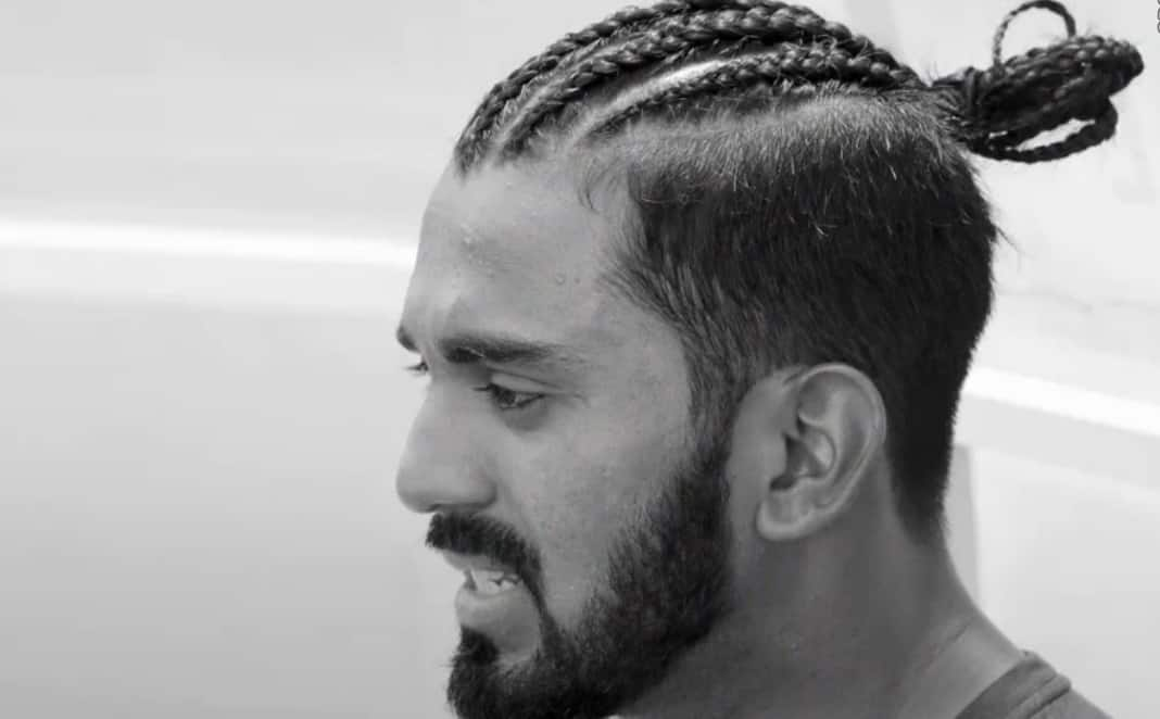 Video Kl Rahuls Parents Will Not Approve This Hairstyle But
