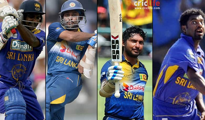 Sri Lanka All Time Odi Xi Cricket Country