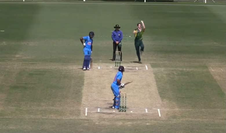 Video: Have Cricket Australia unearthed another 'Mitchell Starc'?
