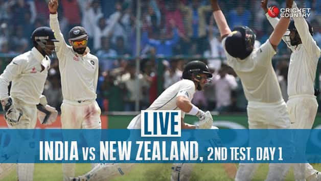 LIVE: Kane Williamson ruled out