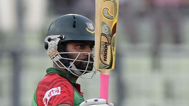 Tamim creates batting record for Bangladesh