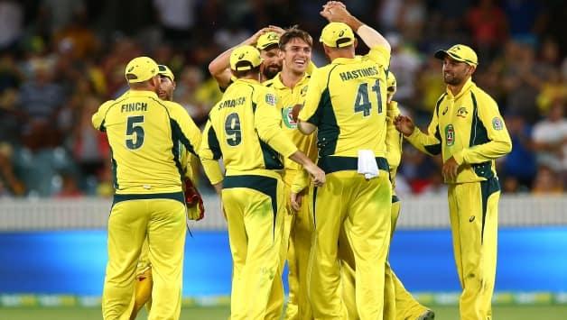 South Africa sweep Australia