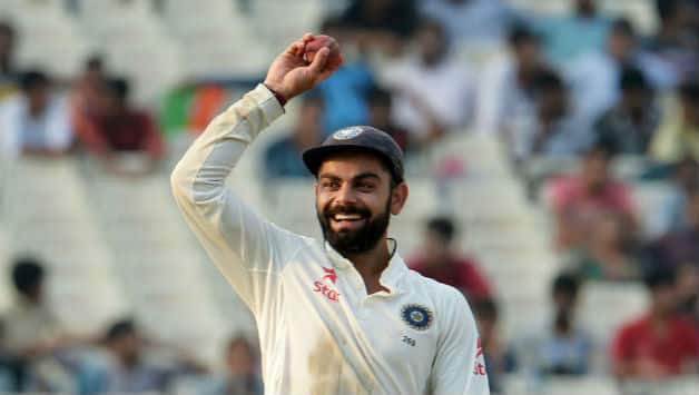 ICC to Present Test Championships Mace to Kohli After Indore Test