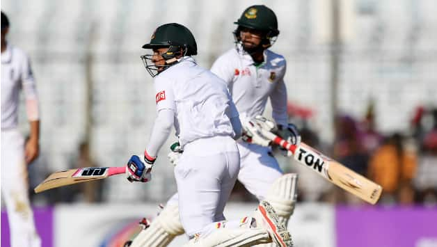 Sabbir Rahman keeps hosts' hopes alive at stumps, Day 4