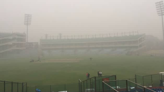 Image result for Comment: Smog at Delhi brings out the worst in BCCI