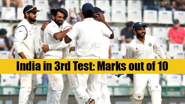 india vs england 3rd test match score