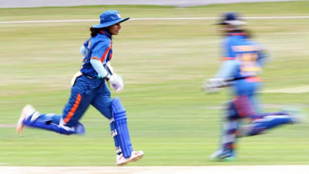 And little Mithali ran, for miles and miles, outliving crushed dreams, smashing records, taking on the finest of bowlers, and surviving a nationwide ignorance towards women's cricket… © Getty Images