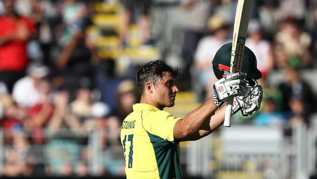 Marcus Stoinis: Marcus Stoinis And His Many Records In During Australia Vs