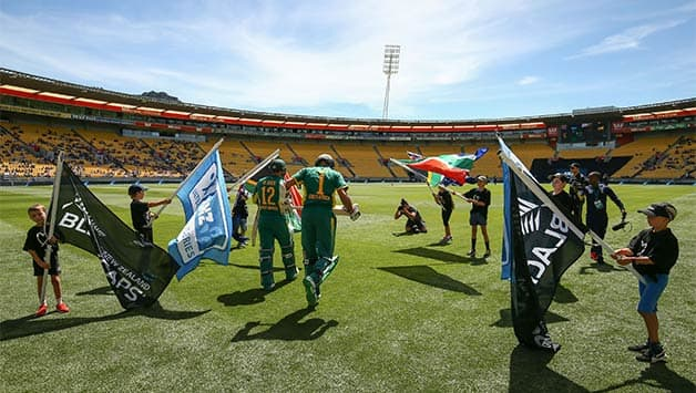 New Zealand vs South Africa, 3rd ODI Highlights