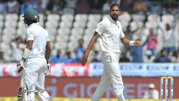 India vs Bangladesh: International cricket, 1st Test