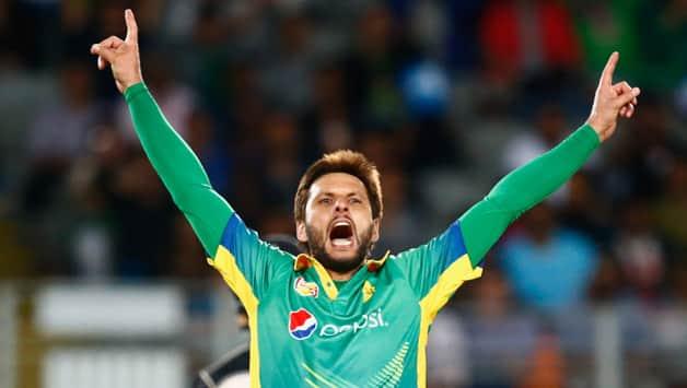 Shahid Afridi retires from international cricket