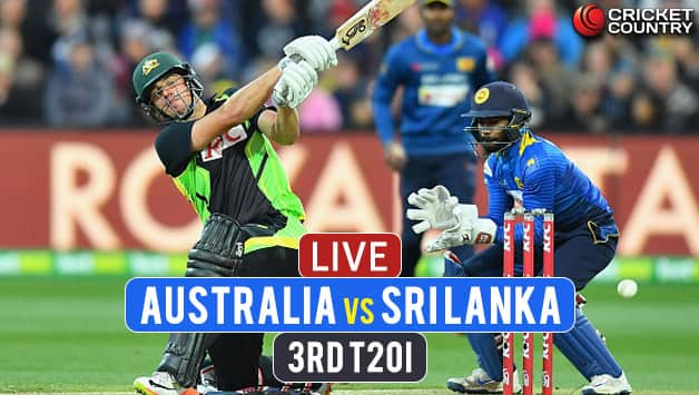 Live -  SL to bowl first vs Aus
