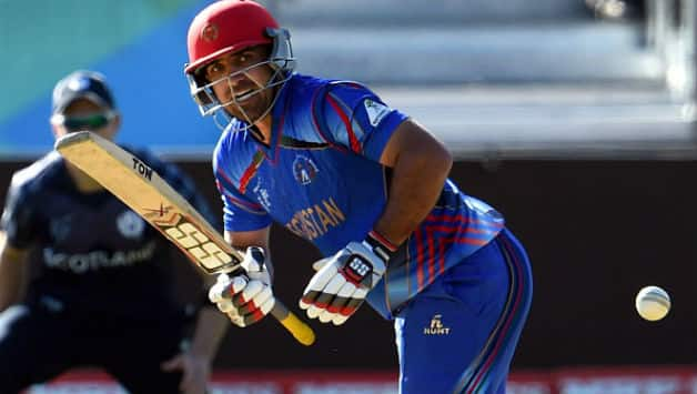 Samiullah Shenwari's knock was one of all time best in World Cup history © AFP