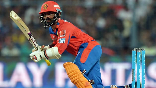 Dinesh-Karthik finished the one-dayers as the top run-getter averaging 86.71, while amassing 607 runs in nine matches © AFP (File Photo)
