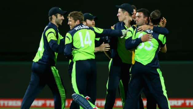 This is the first time that Ireland is in Dubai for a bilateral ODI series © Getty Images