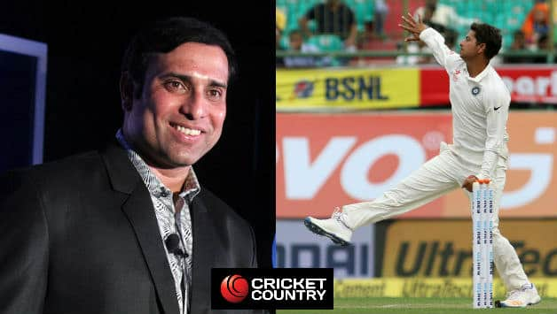 Laxman: Kuldeep's control was exemplary
