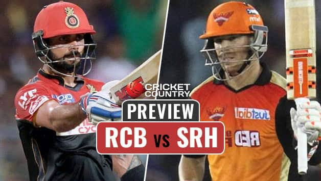 RCB eye comeback after embarrassing debacle
