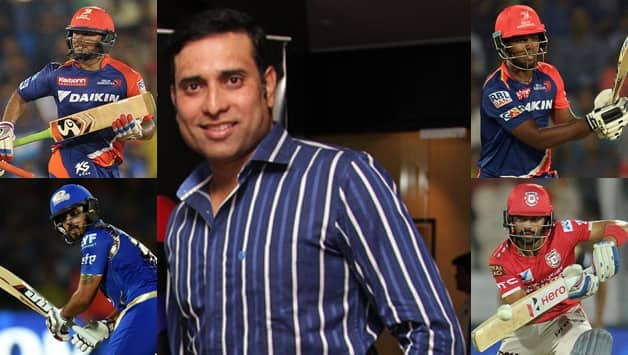 VVS Laxman believes IPL has helped youngsters improve their game © AFP