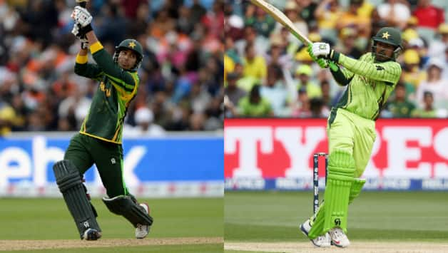 Amin or Sohail to replace Umar Akmal
