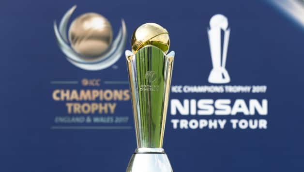 Tis Is The 8th Edition If Champions Trophy And Third To Be Held In England C