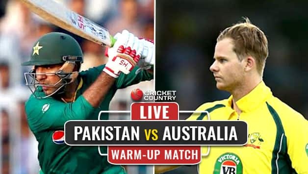 LIVE - AUS opt to bat in 34-overs aside clash