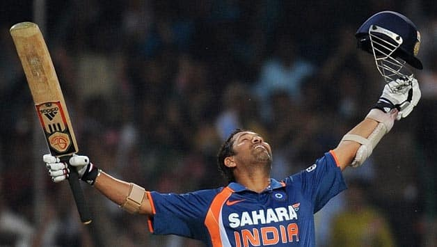 Sachin Tendulkar quashes notion of getting less strike ...