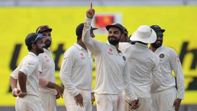 India vs Sri Lanka 2017 Test match schedule
