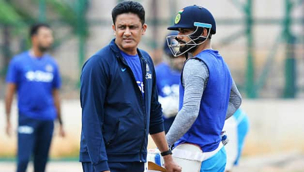 BCCI unhappy with Anil Kumble, invites applications for new head coach