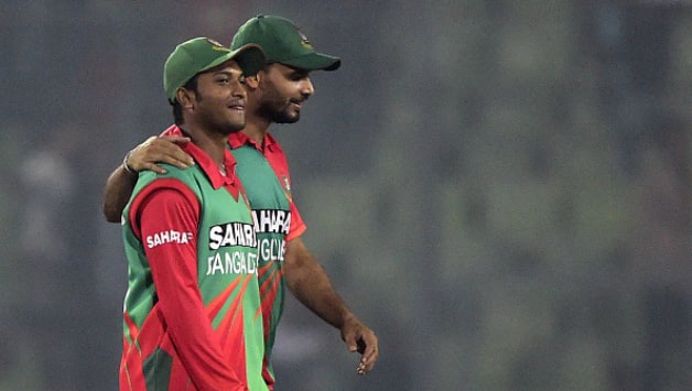 Shakib last led Bangladesh in an ODI against Pakistan in 2015 © AFP